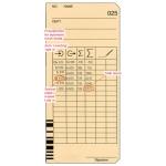 SEIKO Precision QR-395 Time Recorder